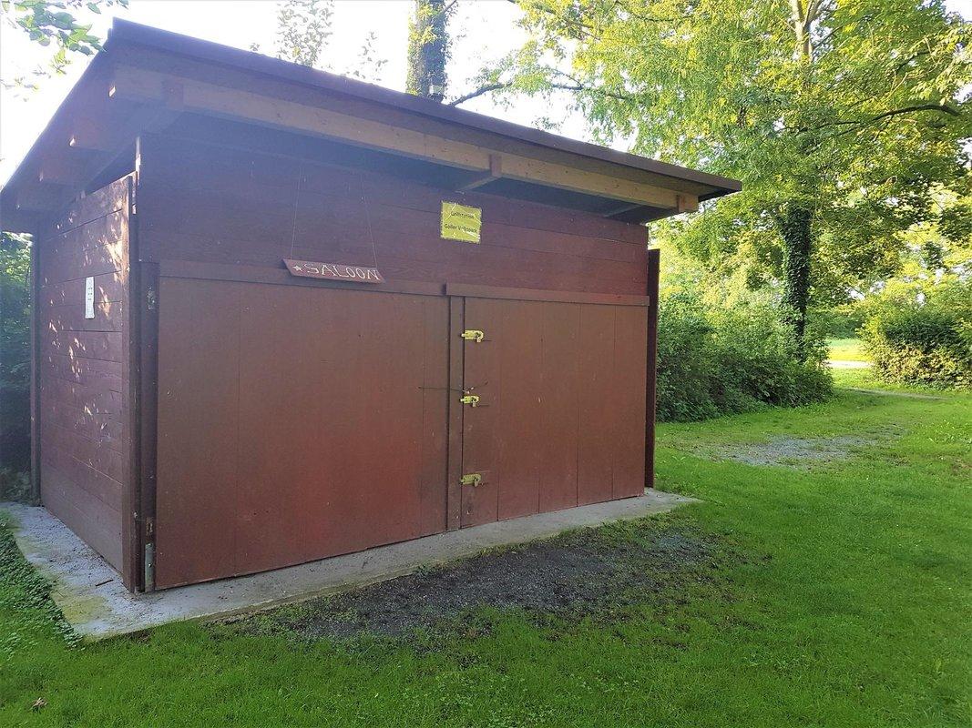 Grillstation Goddelau: Stadt Riedstadt